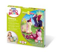 Fimo kids form & play Unicorn