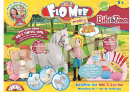 Bibi & Tina FLOMEE meets CLOUDSLIME Modellierset