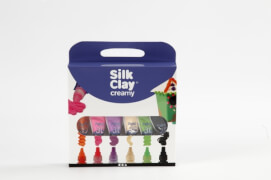 Silk Clay® Creamy Set 1 6 x 35 Milliliter