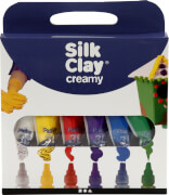 Silk Clay® Creamy Set 2 6 x 35 Milliliter