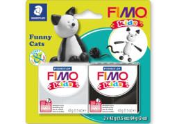 FIMO Kids funny cats kit