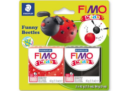 FIMO Kids funny beetles kit