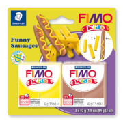 FIMO Kids kit funny sausages
