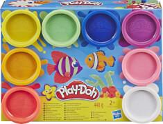 Hasbro E5062ES1 Play-Doh 8 PACK RAINBOW