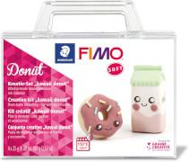 FIMO soft Bastelkoffer Donut
