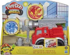Hasbro F06495L0 Play-Doh Wheels Kleine Feuerwehr