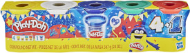 Hasbro F18485L0 Play-Doh Saphir 5er Pack, 65 Jahre