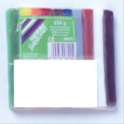 fantasia-Knet 10 Rollen farbig sortiert