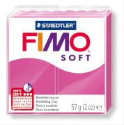 STAEDTLER FIMO soft 8020 - Materialpack á 57 g, himbeere