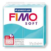 STAEDTLER FIMO soft 8020 - Materialpack á 57 g, pfefferminz