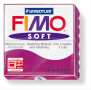 FIMO purpurviolett soft normal, Staedtler