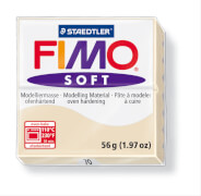 STAEDTLER FIMO soft 8020 - Materialpack á 57 g, sahara