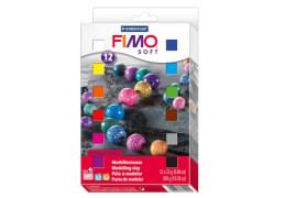 FIMO soft Materialpackung 12 Blöcke á 25 g