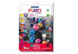 FIMO soft Materialpackung 24 Blöcke á 25 g