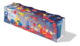 Spielknete Basisfarben