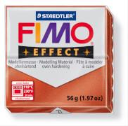 FIMO metallic kupfer soft effect