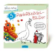 Krickel-Krakel Papierknödel-Bilder