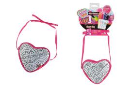 Color me Mine - Colorchange Heart Bag
