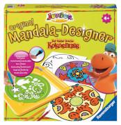 Ravensburger 298143  JUNIOR Mandala-Designer Drache Kokosnuss
