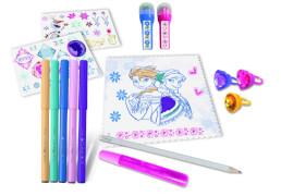 Disney Frozen - Die Eiskönigin Stempel Set