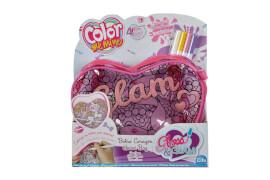 Color me Mine - Diamond Party Sunshine Heart Bag