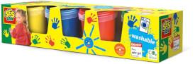 Fingerfarbe Basic 4 Farben a 150 ml