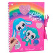 Depesche 8579 Ylvi Create your Glitter Card  Creative-Set Box