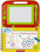 Mini-Künstler: Meine erste Zeichenschule mit Zaubertafel, Buch mit 48 Seiten + Zaubertafel ca. 20,5 x 15 cm, ab 4 Jahren