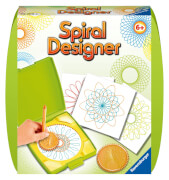 Ravensburger 29709 Mini Spiral Designer Green