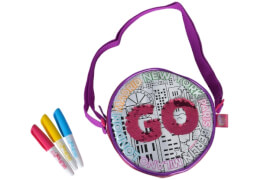 Color Me Mine - Handtasche Swap Round Bag, ca. 16 cm, ab 6 Jahre