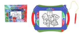 PJ Masks magnetische Tafel incl. 4 Nachmaldesigns in Geschenkpackung 33,5x3x25 c