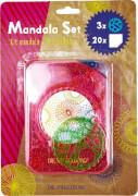 Die Spiegelburg - Bunte Geschenke Mandala Set, sortiert (nicht frei wählbar)