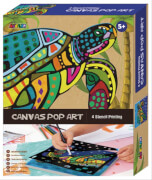 Avenir - Canvas Turtle