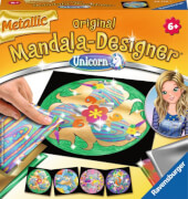 Ravensburger 29719 Metallic Mandala-Designer Unicorn