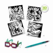 Filstifte: Funny Freaks 3D
