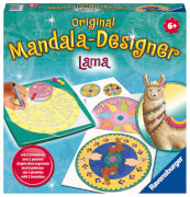 Ravensburger 28519 Midi Mandala-Designer Lama