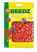 Bügelperlen 1.000 Stck. rot