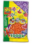 Bügelperlen 1.000 Stck. orange