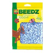 Bügelperlen 1.000 Stck. hellblau