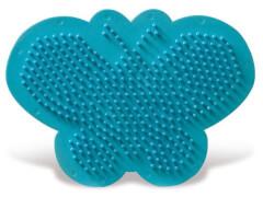 Bügelperlenstiftplatte Schmetterling