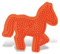 Bügelperlenstiftplatte Pferd