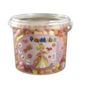 PlayMais Basic 500 pink (kleiner Eimer)