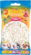 Hama® Bügelperlen Midi - Perlmutt 1000 Perlen