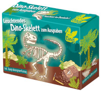moses Ausgrabungsset Leuchtendes Dinoskelett