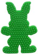 Hama® Stiftplatte Häschen, grün