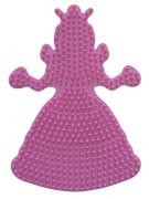 Hama® Stiftplatte Prinzessin, pink
