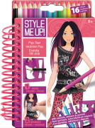 Style me up! Sketch-to-Go - Pop Star