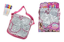 Color me Mine -Diamond Party Messenger Bag
