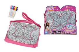 Color me Mine -Diamond Party  Courier Tasche