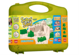 Goliath 83232 Super Sand Creativity Koffer 400 g